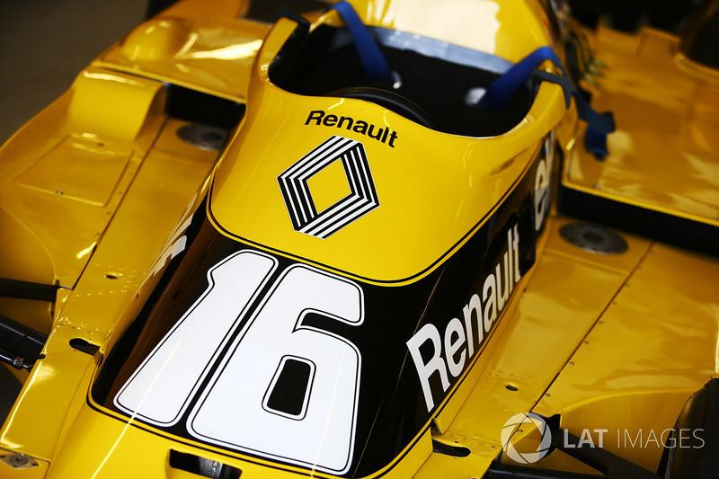 Renault Sport F1 Team F1 Histórico, René Arnoux