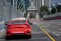 Honda safety vehicles