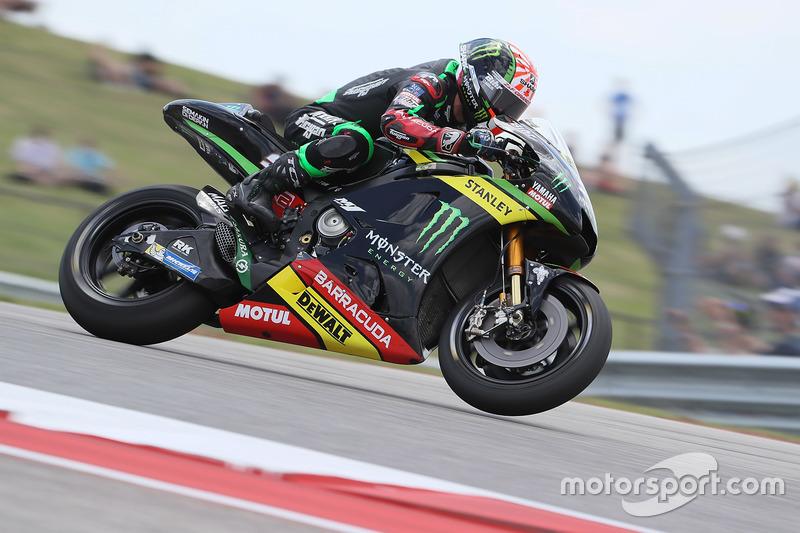 Жоан Зарко, Tech 3(MotoGP, 6-е место в общем зачете,174 очка, три подиума)