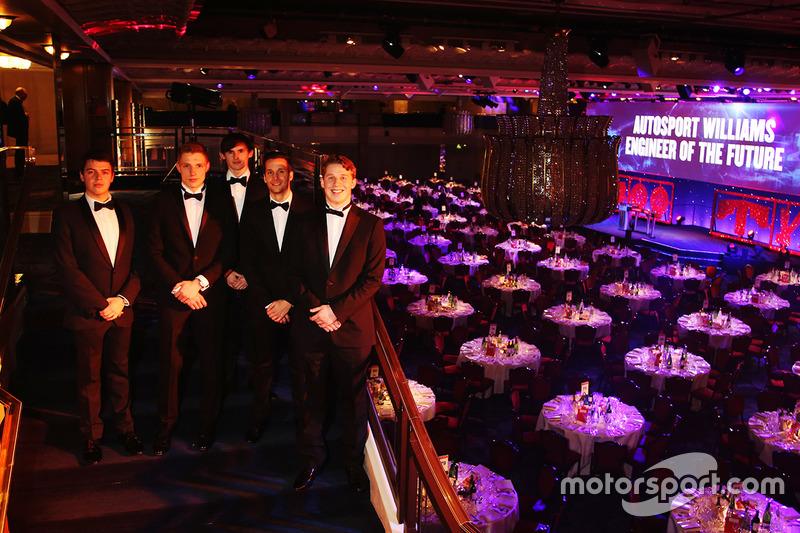 Premio Autosport Williams Engineer of the Future