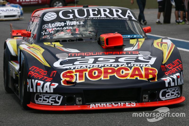 Luis Jose Di Palma, Stopcar Maquin Parts Racing Torino