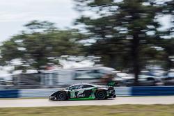 #16 Change Racing Lamborghini Huracan GT3: Corey Lewis, Jeroen Mul, Brett Sandberg