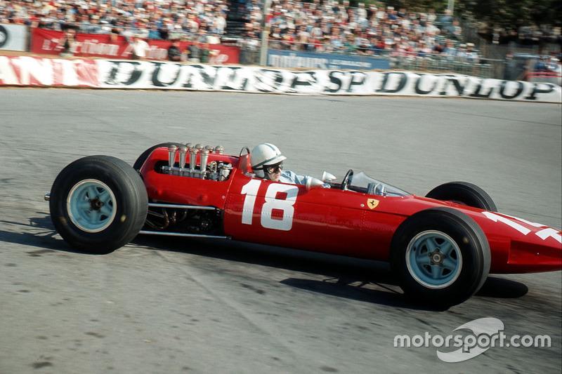 1964-1965 : Ferrari 512