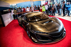 Honda NSX GT3 unveil