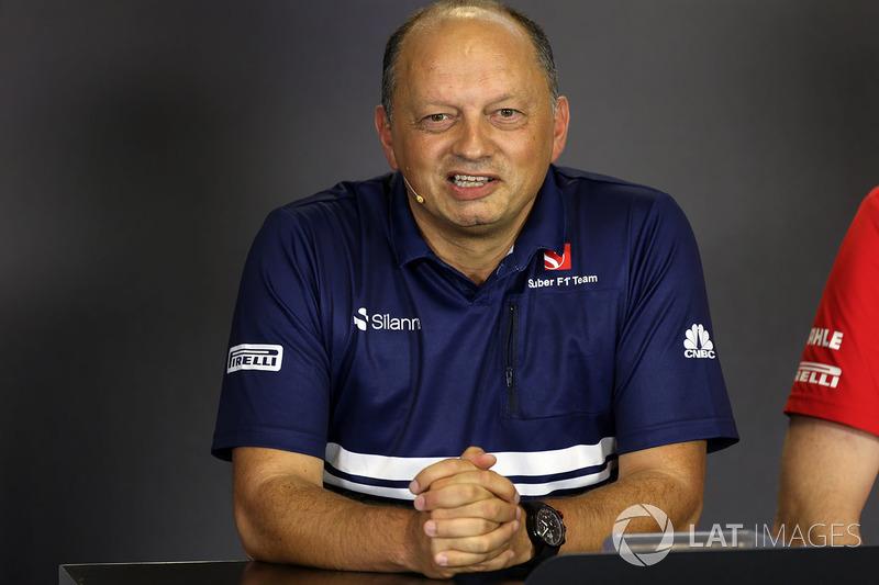 Керівник Sauber Фредерік Вассьор