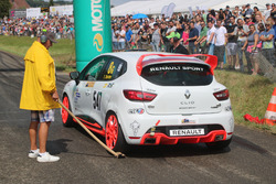 Thomas Zürcher, Renault Clio RS IV, Racing Team Zäziwil