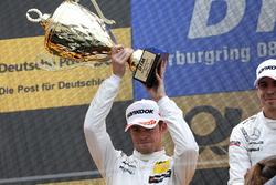 Podio: il secondo classificato Paul Di Resta, Mercedes-AMG Team HWA, Mercedes-AMG C63 DTM
