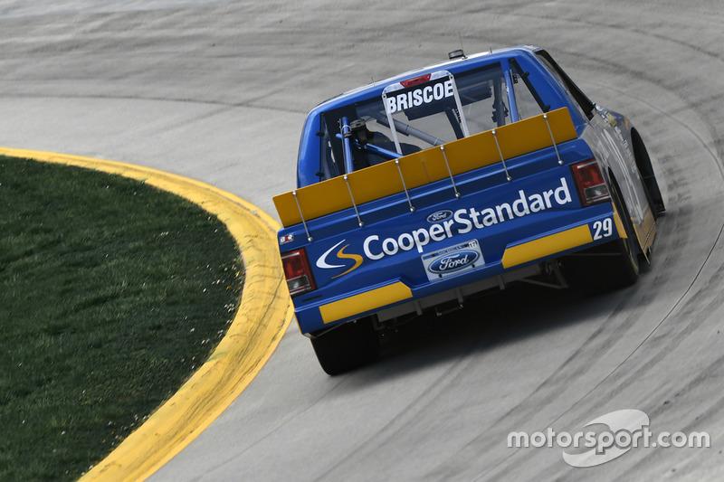 Chase Briscoe, Brad Keselowski Racing, Ford