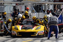 #50 Larbre Competition Chevrolet Corvette C7-Z06: Christian Philippon, Romain Brandela