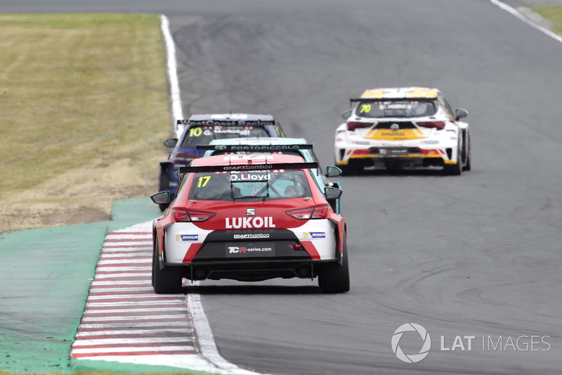 Даніель Ллойд, Lukoil Craft-Bamboo Racing, SEAT León TCR