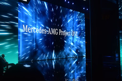 Presentazione Mercedes-AMG Project One