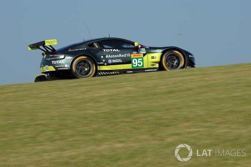 4. GTE-Pro: #95 Aston Martin Racing, Aston Martin Vantage