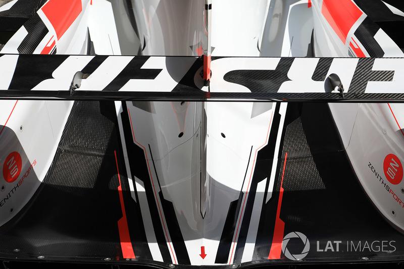 Detail: #28 TDS Racing Oreca 07 Gibson