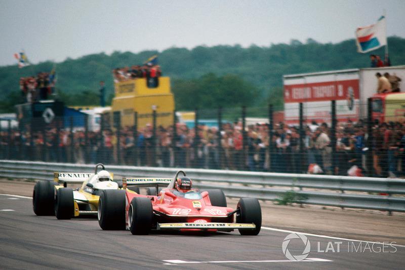 Ferrari, 1979 год