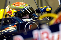 Brendon Hartley, Red Bull Racing RB4