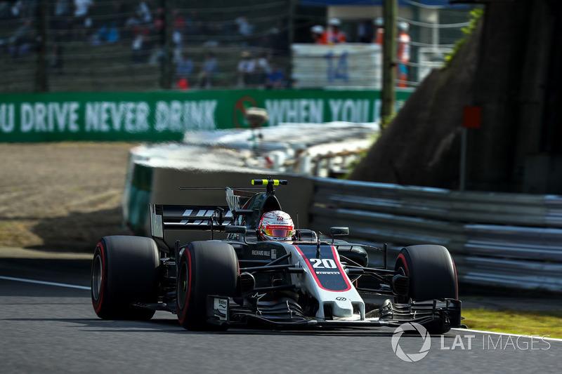 8. Кевин Магнуссен, Haas F1 Team