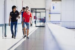 Nobuharu Matsushita, ART Grand Prix, Antonio Fuoco, PREMA Powerteam