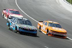Joey Gase, Jimmy Means Racing Chevrolet, David Starr, BJ McLeod Motorsports Ford, Michael Annett, JR Motorsports Chevrolet