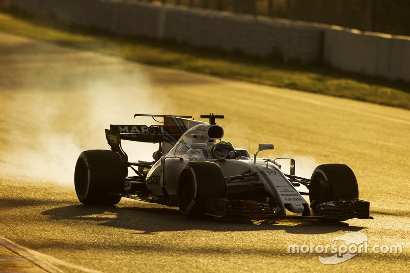 5º Felipe Massa, Williams FW40, 1m19.420s (ultrablandos)