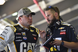 Ryan Newman, Richard Childress Racing, Chevrolet, mit Luke Lambert