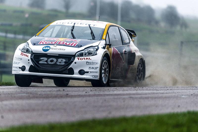 Onthulling Team Peugeot Hansen