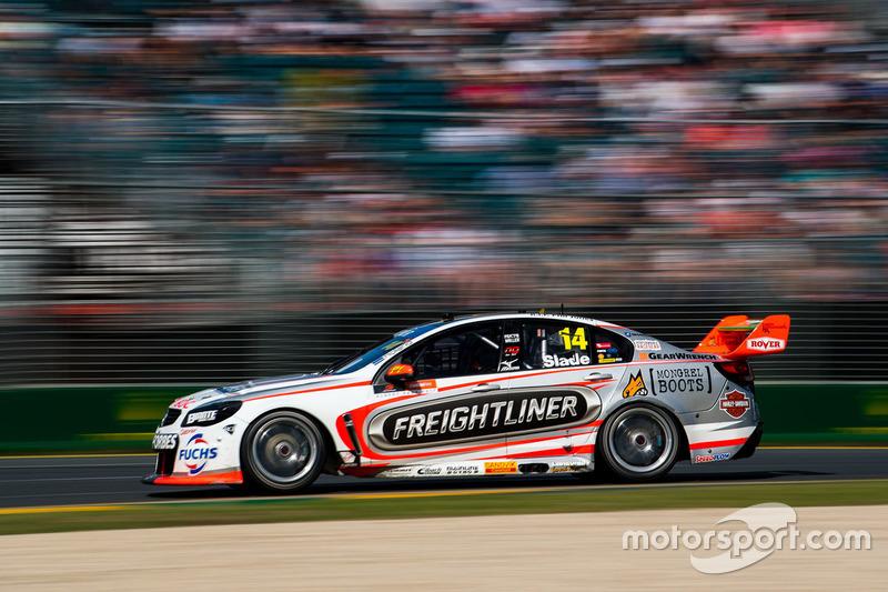 #14: Tim Slade, Brad Jones Racing, Holden
