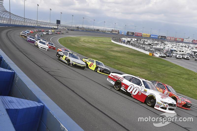 Cole Custer, Stewart-Haas Racing, Ford