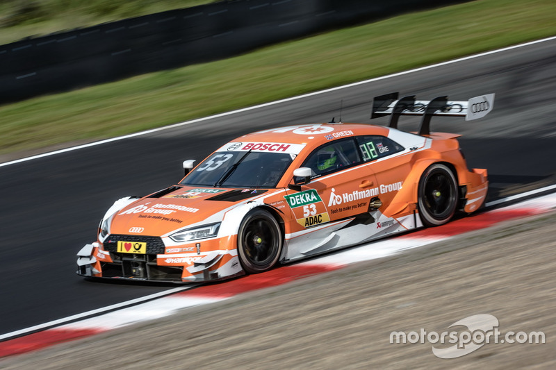 5. Jamie Green, Audi Sport Team Rosberg, Audi RS 5 DTM