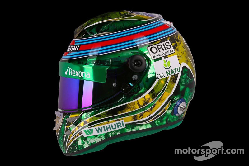 Felipe Massa, Brasil