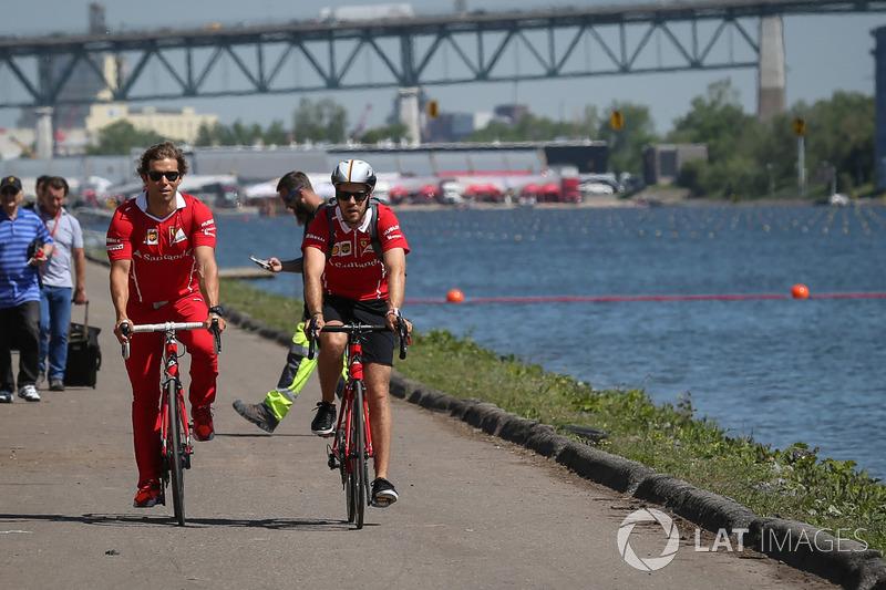 Sebastian Vettel, Ferrari, Antti Kontsas