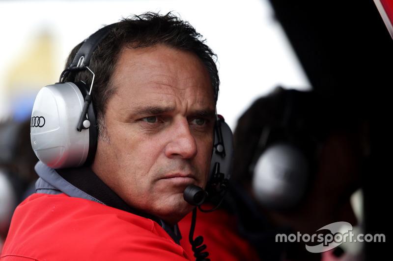 Hans-Jurgen Abt, Team principal Audi Sport Team Abt-Sportsline