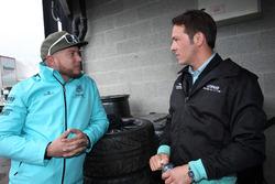 Rob Huff; Jean-Karl Vernay, Leopard Racing Team WRT, Volkswagen Golf GTi TCR