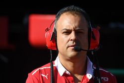 Diego Ioverno, Ferrari Operations Director