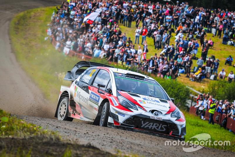 Esapekka Lappi, Toyota Yaris WRC 2017