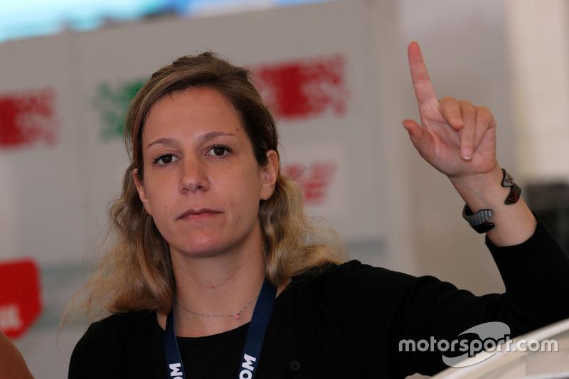 Michela Cerruti, GE-Force