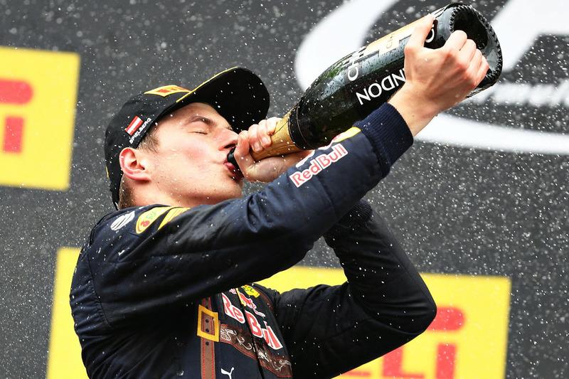 Tweede, Max Verstappen, Red Bull Racing