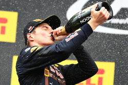 Tweede, Max Verstappen, Red Bull Racing