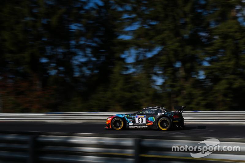 Peter Posavac, Anders Buchardt, 'Werner Hamprecht', BMW Z4 GT3