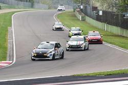 RS Cup, azione di gara