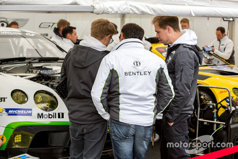 Bentley Team Abt