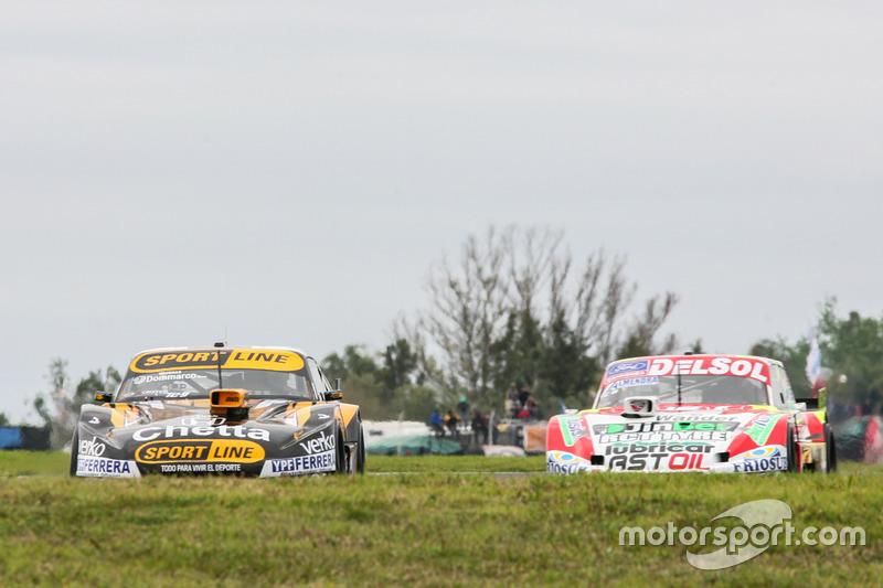 Leonel Pernia, Las Toscas Racing Chevrolet, Juan Pablo Gianini, JPG Racing Ford