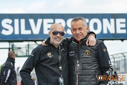 Armando Donazzan, CEO di Orange1 Racing