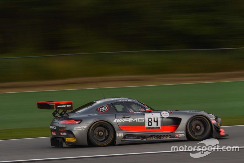 6. 84 AMG-Team HTP Motorsport, Mercedes-AMG GT3