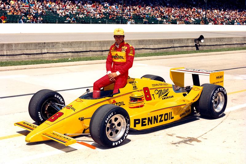 1988 - Rick Mears