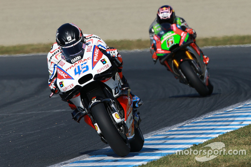 Scott Redding, Octo Pramac Racing, Stefan Bradl, Aprilia Gresini Racing Team