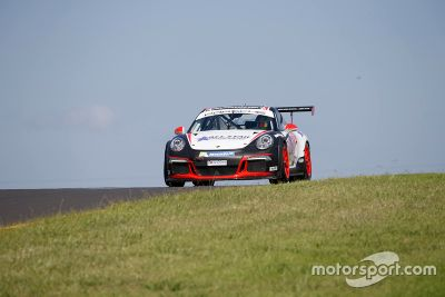 Porsche Carrera Cup Australia: test di Sydney