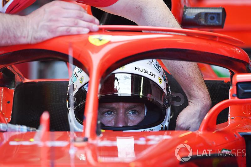 Sebastian Vettel, Ferrari SF-71H