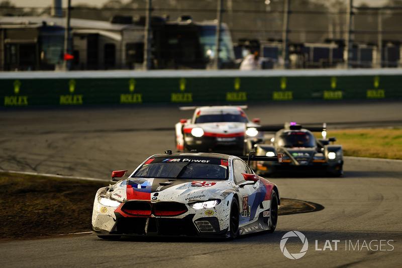 #25 BMW Team RLL BMW M8, GTLM: Bill Auberlen, Alexander Sims, Philipp Eng, Connor de Phillippi
