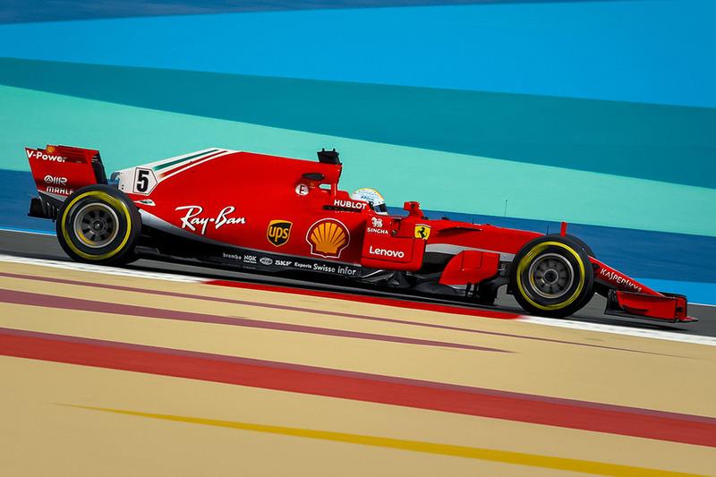 El Ferrari SF71H imaginado sin el Halo
