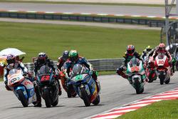 Franco Morbidelli, Marc VDS, Francesco Bagnaia, Sky Racing Team VR46, Quartararo Moto2